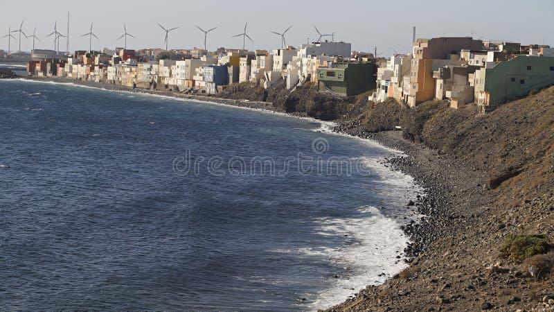 The ocean beach stock photography