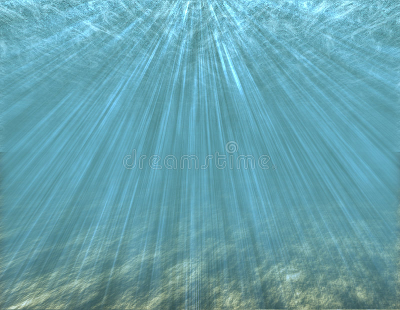 Download Ocean bottom stock illustration. Illustration of peace - 5564400