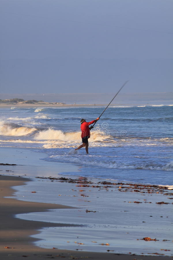 Download Ocean fishing editorial stock image. Image of south, water - 18446519
