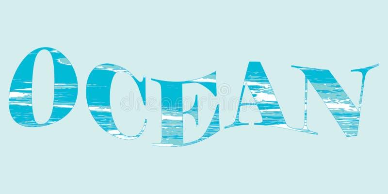 Ocean_inscription ilustracji