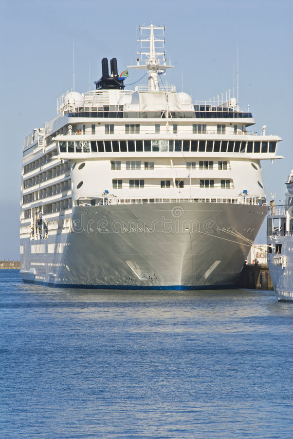Ocean Liner2 royalty free stock photography