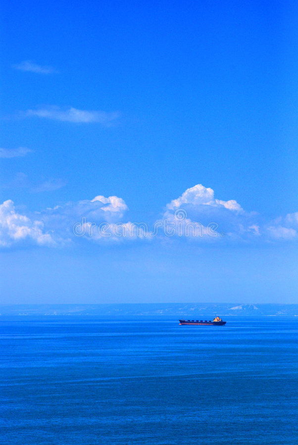 ocean liniowa zdjęcia stock