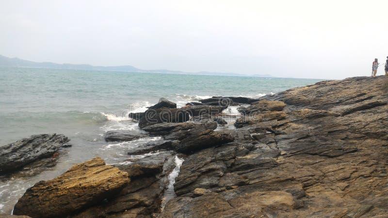 Ocean nowy życie fotografia stock