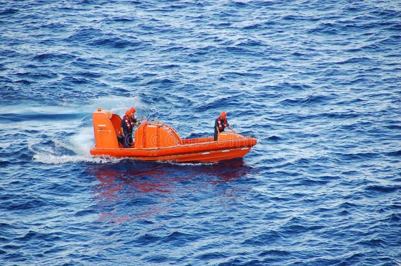 ocean operacji ratunkowej obrazy royalty free