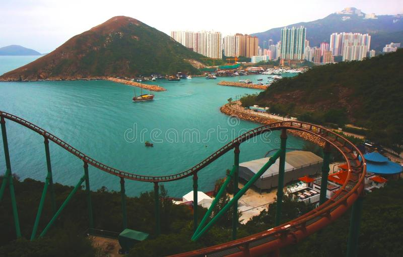 Download Ocean Park editorial stock image. Image of mountain, island - 33514039