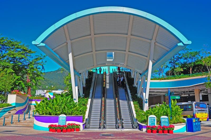Ocean Park hong kong entrance royalty free stock photos