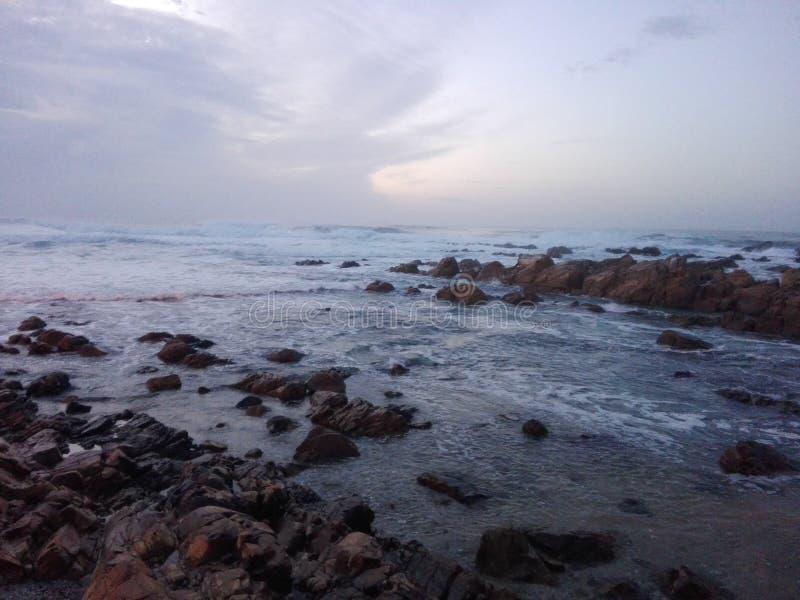 Ocean przeja?d?ka zdjęcie royalty free