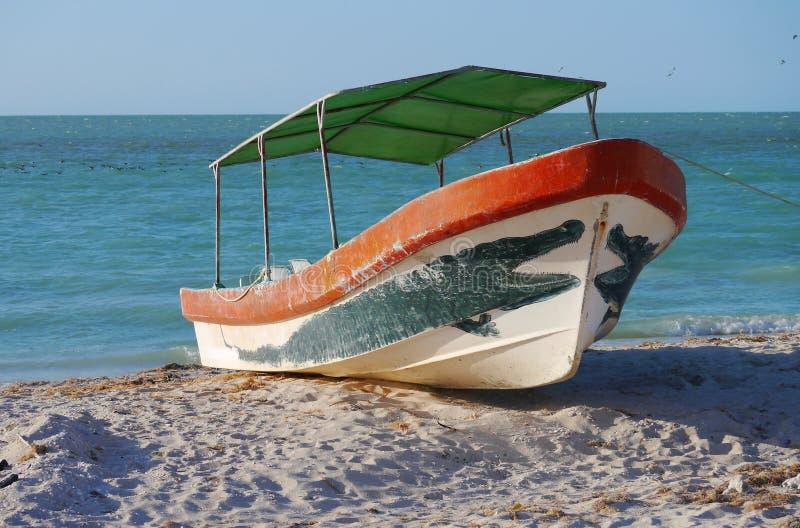 Ocean sea panorama mexico fisherboot