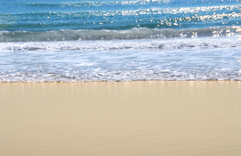 Download Ocean Shore Royalty Free Stock Images - Image: 1650949