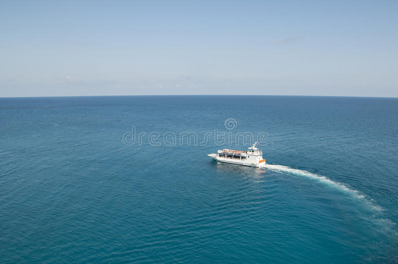 Download Ocean Shuttle stock image. Image of clouds, commute, people - 41343545