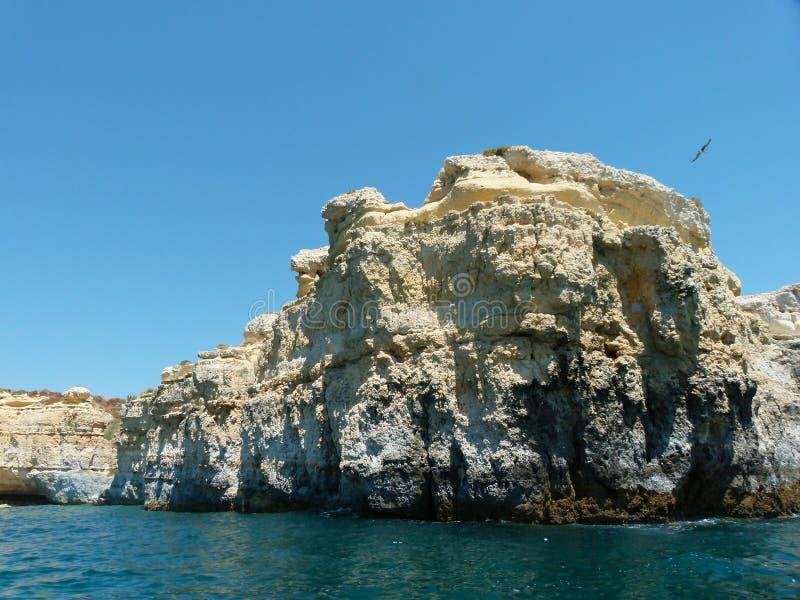 Ocean skały zdjęcia royalty free