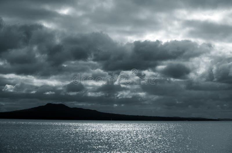 Ocean Storm Stock Photography