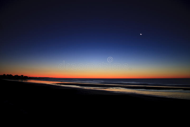 Download Ocean Sunrise stock photo. Image of outdoors, concept - 16312818