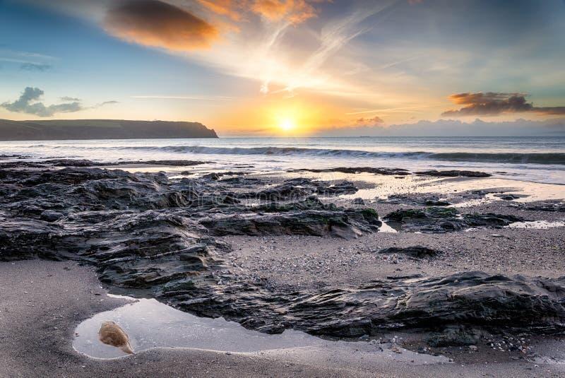 Download Ocean Sunrise Stock Photo - Image: 37767810
