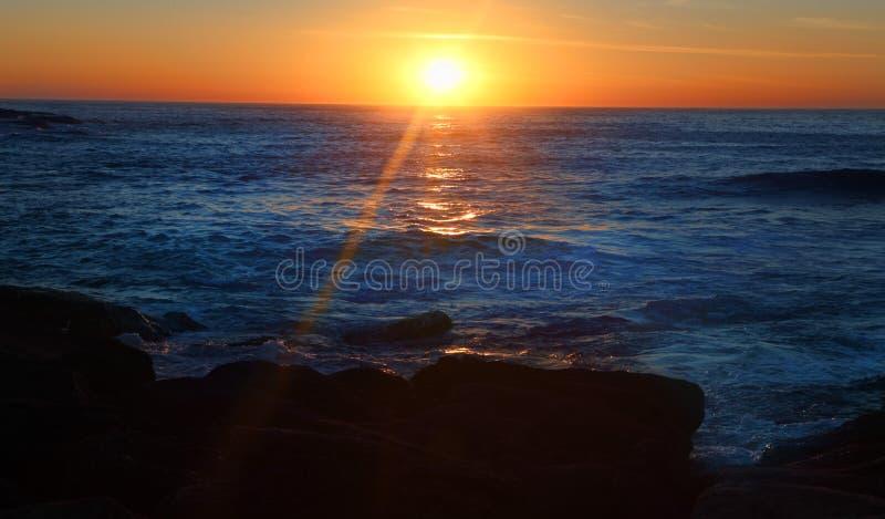 Download Ocean Sunrise stock image. Image of mackenzies, australia - 35831499