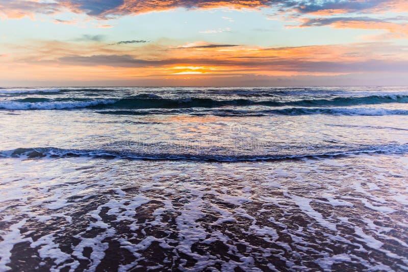 Ocean Sunrise stock images