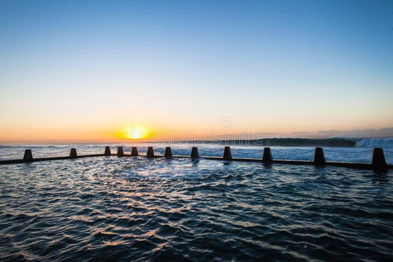 Download Ocean Tidal Pool Waves Dawn Stock Image - Image: 31344369