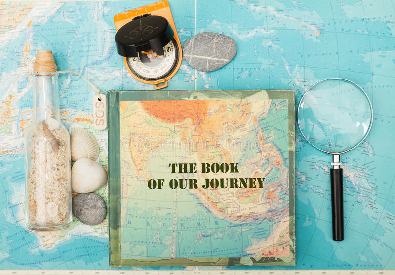 Ocean travel royalty free stock images