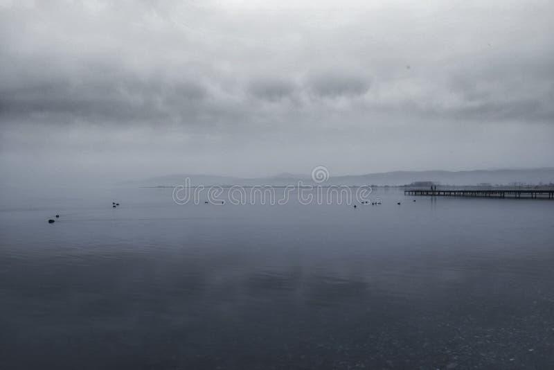 Ocean Under Cloudy Sky Free Public Domain Cc0 Image