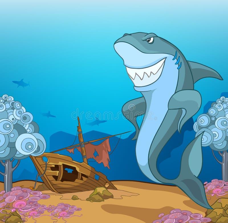 Download Ocean Underwater World stock vector. Image of ocean, cheerful - 23389245