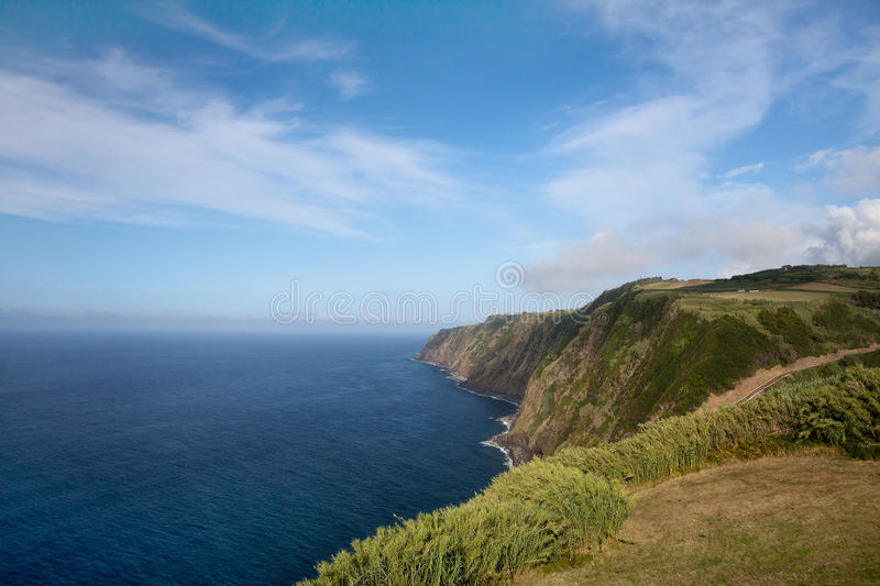 Download Ocean View From Azores Islands, Portugal Stock Image - Image: 24362323
