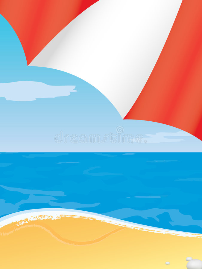 Download Ocean View From The Beach Royalty Free Stock Image - Image: 9335906