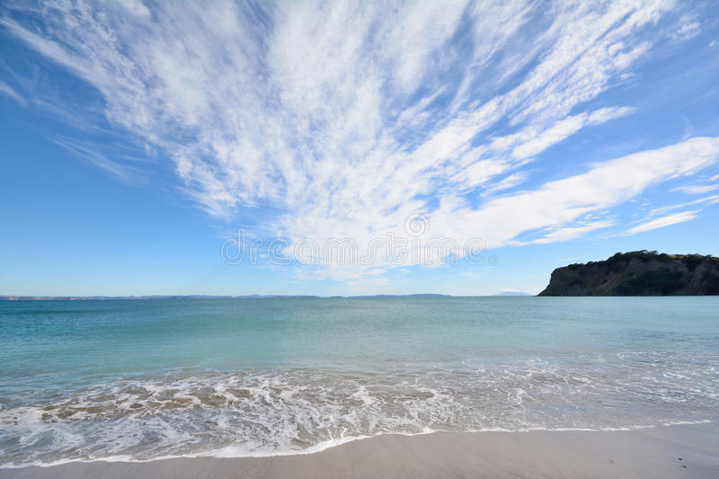 Download Ocean View And Cloud Formation Stock Photo - Image: 37372232