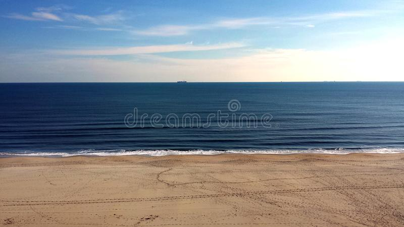 Download Ocean view stock photo. Image of water, reminding, shore - 47610562