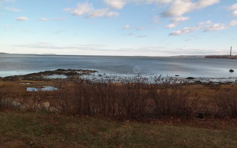 Ocean Views are Beautiful royalty free stock photos