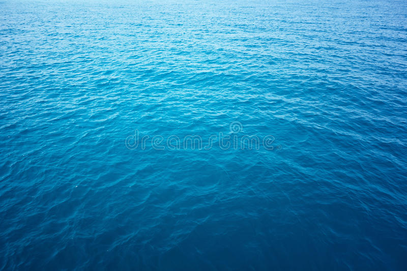 Ocean water royalty free stock photo