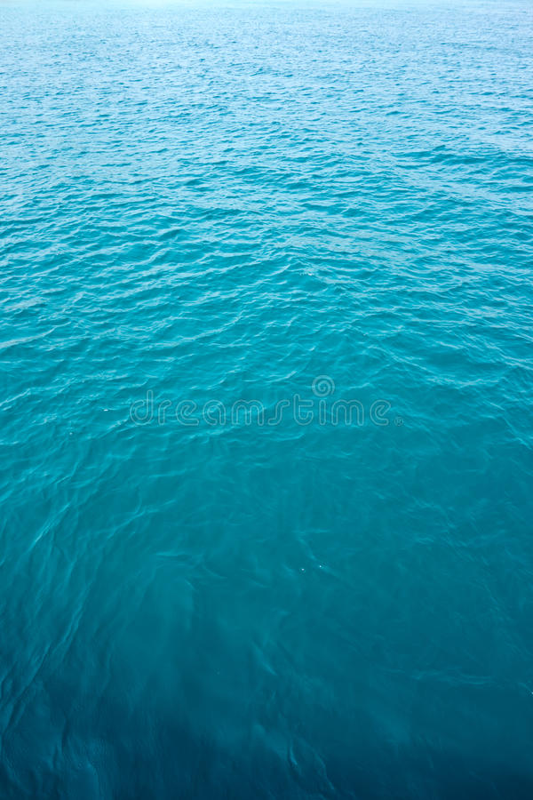 Ocean water royalty free stock photography