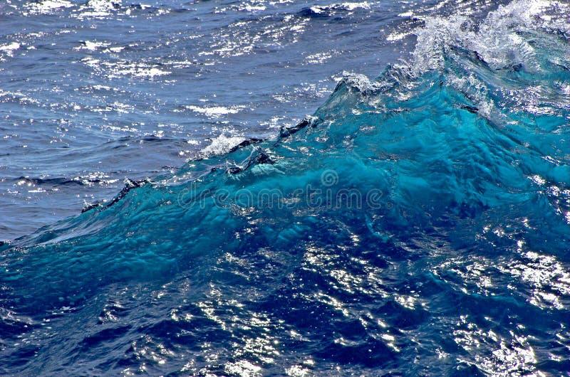 Ocean water surface stock photos