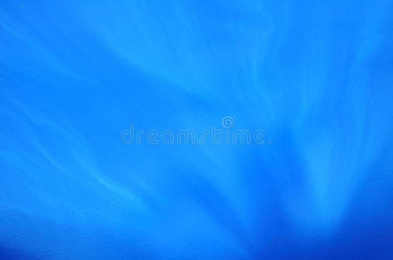 Ocean water surface royalty free illustration