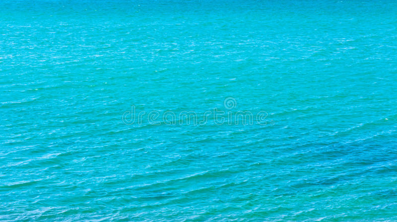 Ocean water texture stock photography
