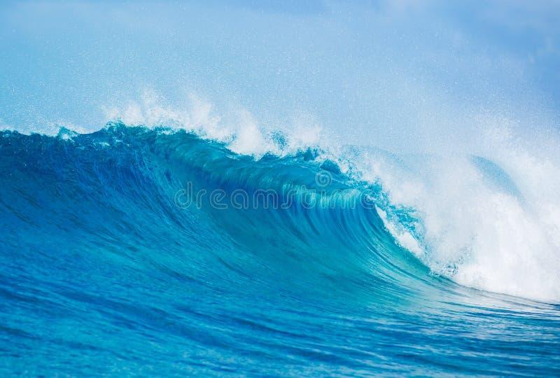 Ocean Wave stock photo