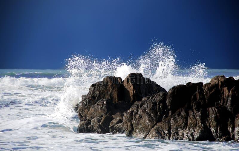 ocean waves 图库摄影
