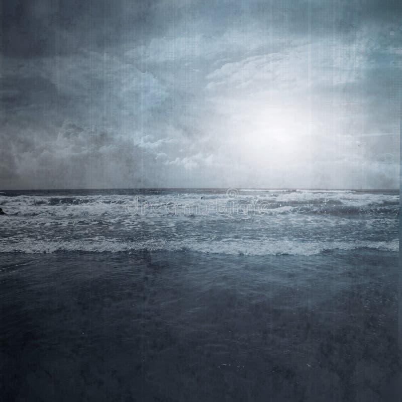 Download Ocean waves stock image. Image of water, ocean, horizon - 4666291
