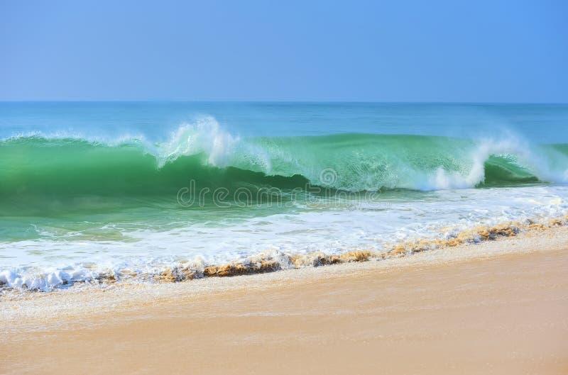Ocean waves stock images