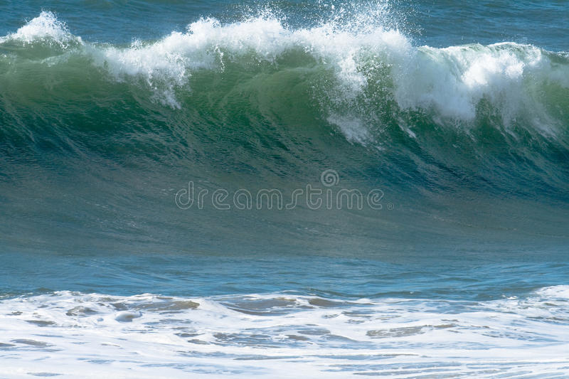 Download Ocean Waves and Surf stock image. Image of water, crest - 12068453