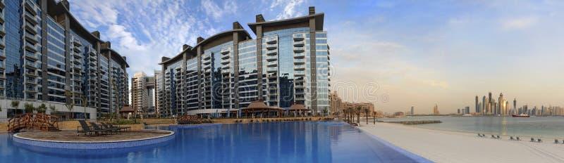 Oceana Dubai fotos de stock royalty free