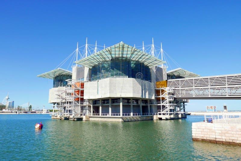 Oceanario De Lisbonne/Oceanarium - Lisbonne photo stock