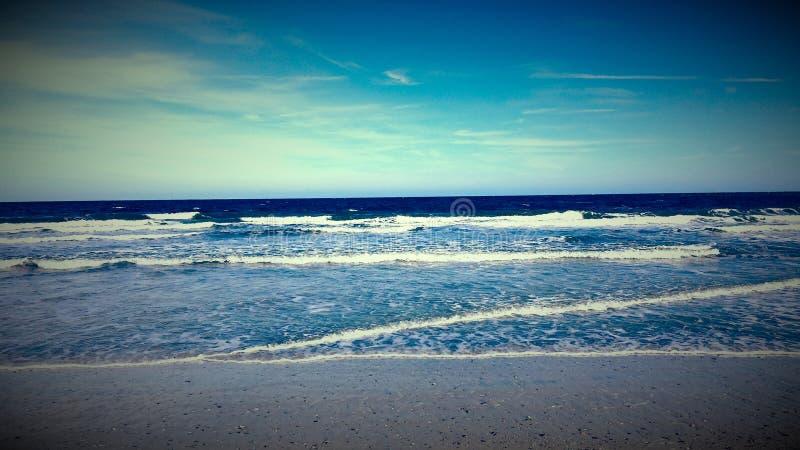 oceanfront fotografering för bildbyråer