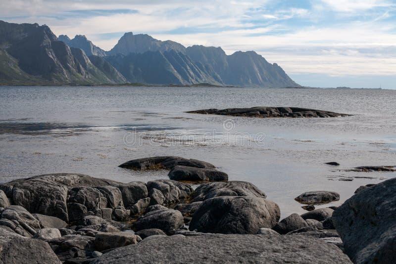 Oceano ártico foto de stock royalty free