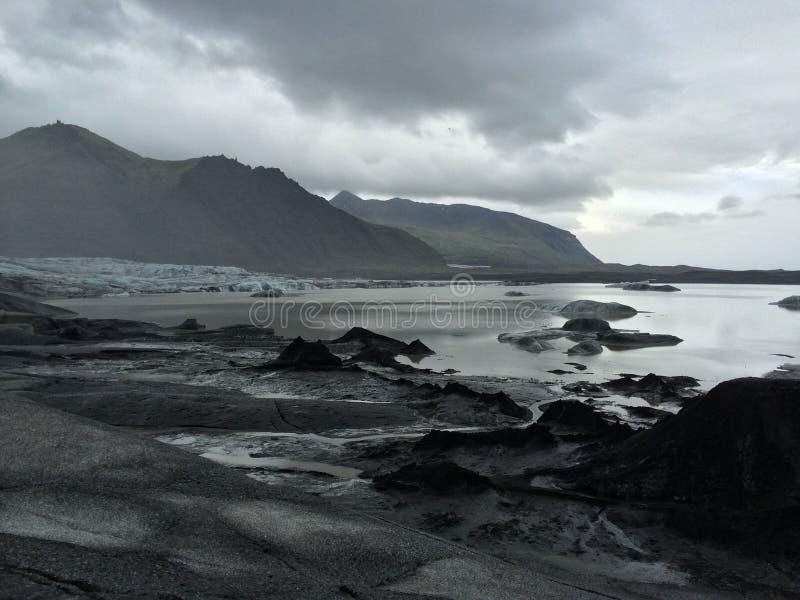 Oceano ártico fotografia de stock royalty free