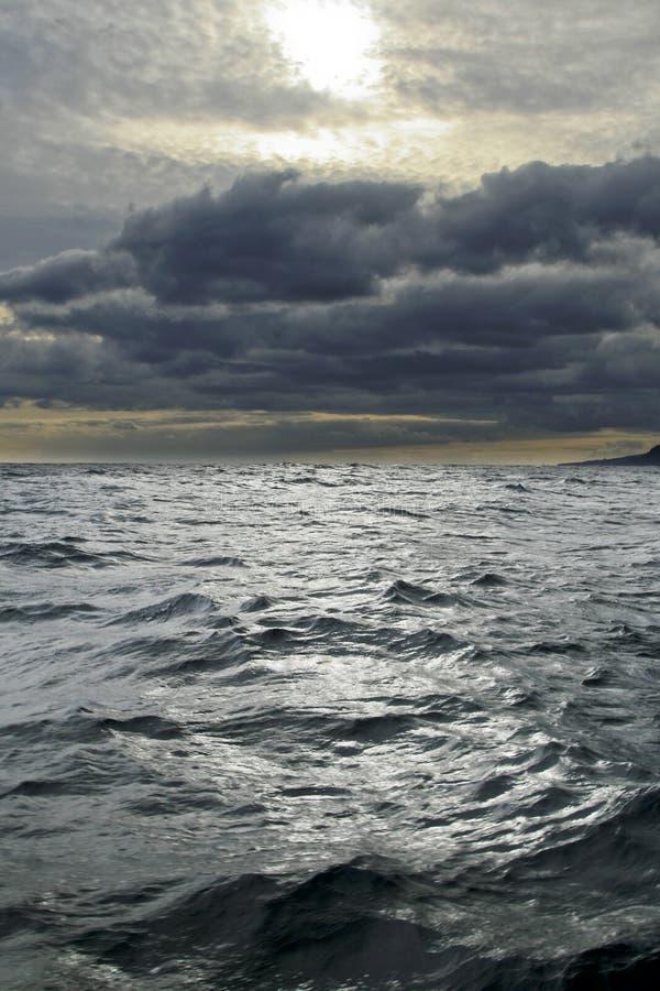 Oceano immagini stock