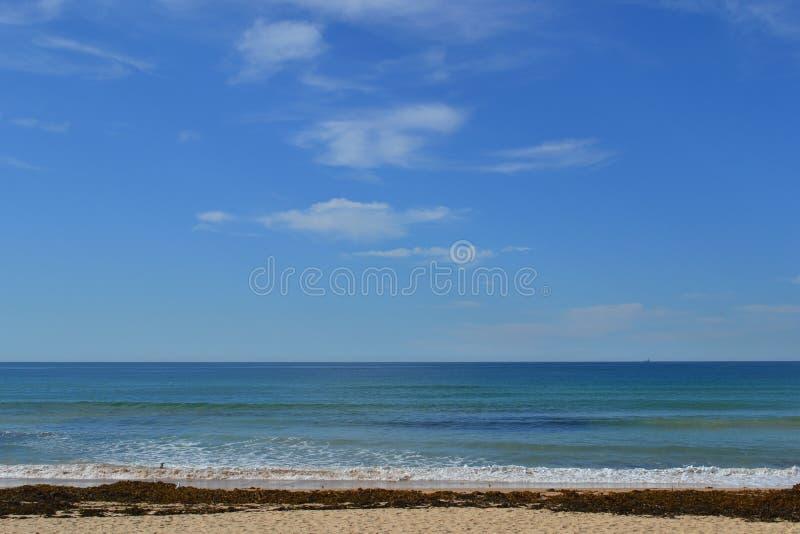 Oceano da maravilha! fotografia de stock