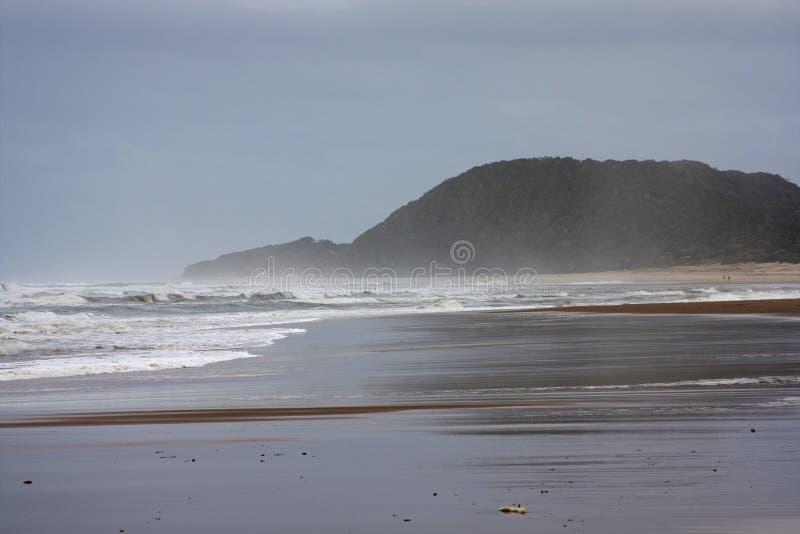 Oceano De África Do Sul Imagens de Stock Royalty Free