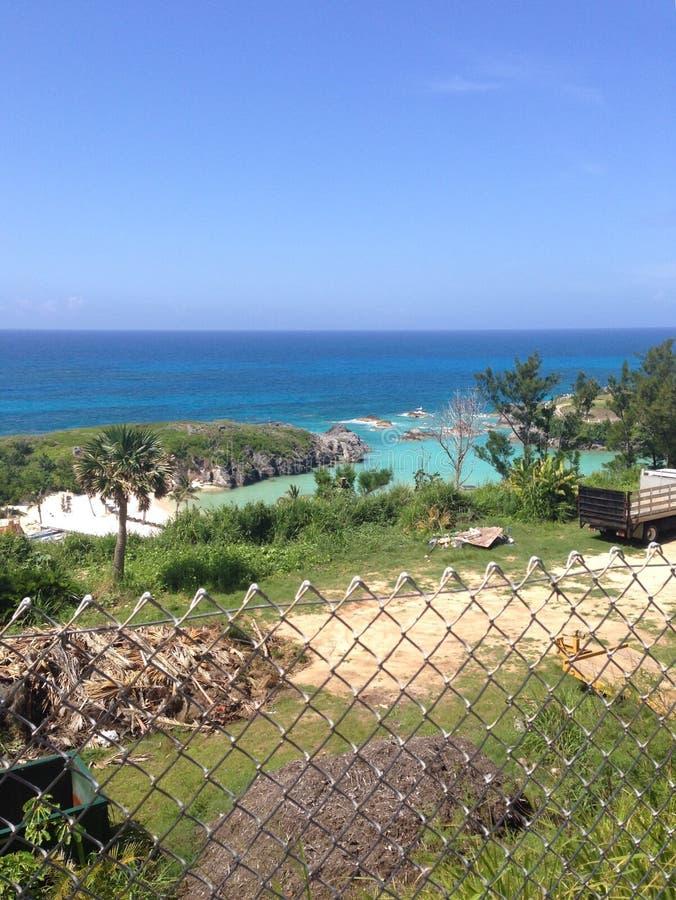 Oceano de Bermuda fotografia de stock royalty free