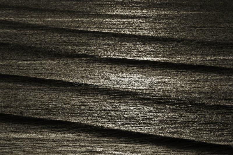 Oceano Del Velluto A Coste Immagini Stock Libere da Diritti