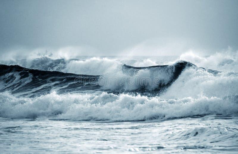 Oceano Indiano immagine stock